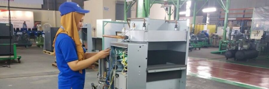 Kami menerima permintaan jasa perbaikan mesin kompressor udara hingga dapat kembali kepada fungsinya semula. Tersedia pula backupunit kompressor udara apabila dibutuhkan.