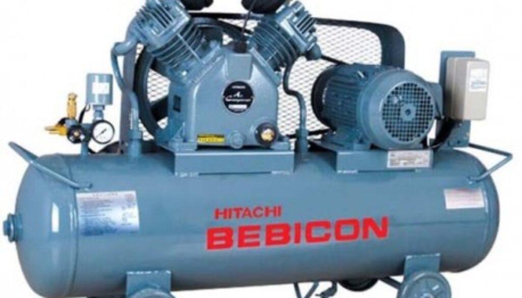 kompresor angin hitachi bebicon