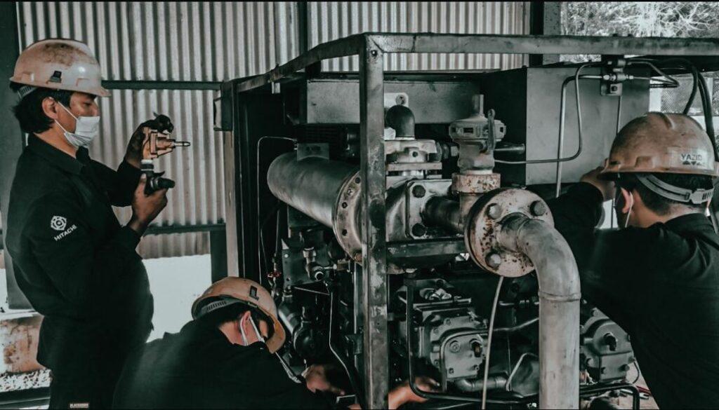 Service Air Kompresor